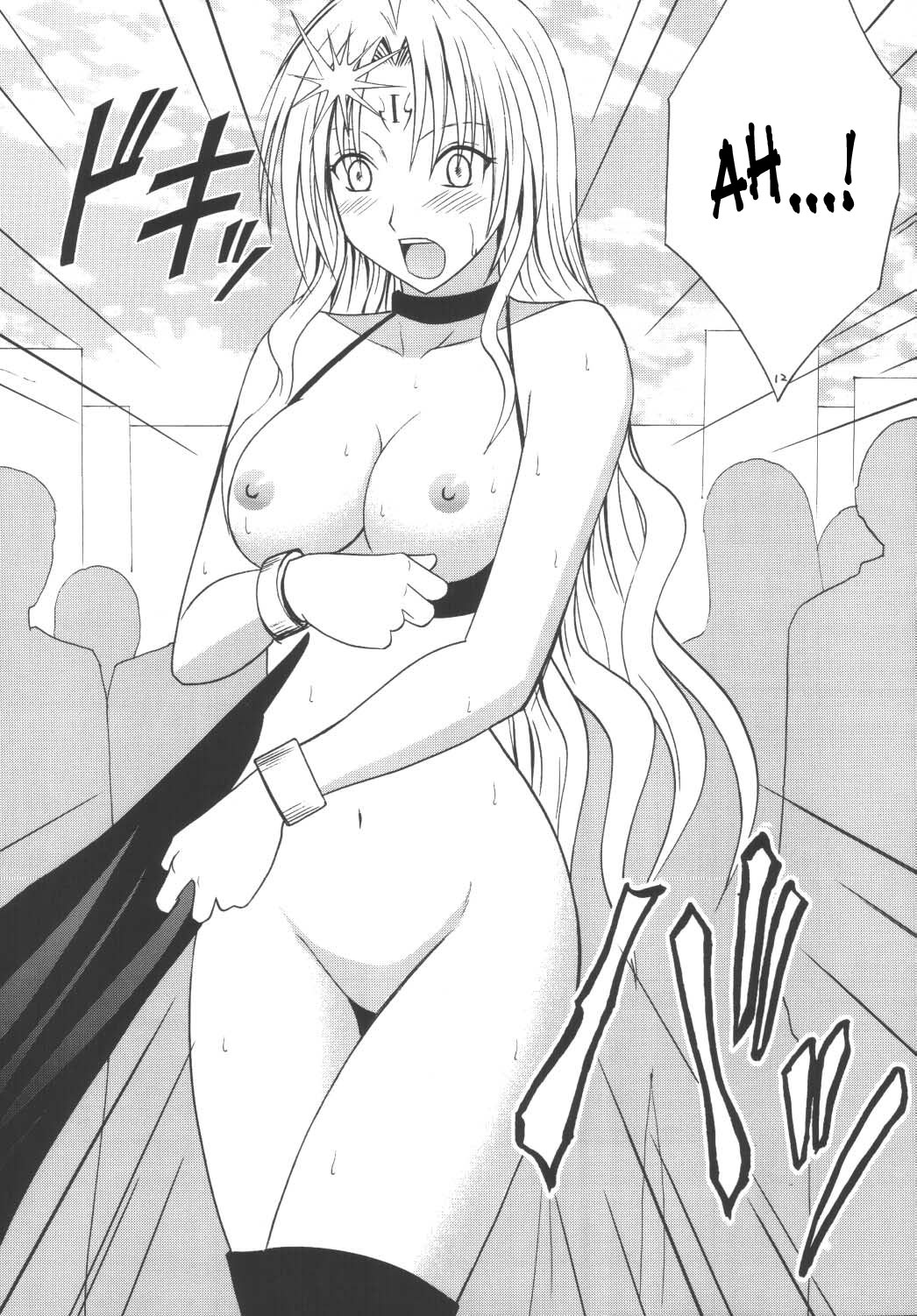 DoujinReader.com [SaHa] Black Cat Final 11