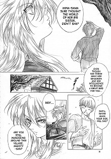 DoujinReader.com [SaHa] Gentle Song 13
