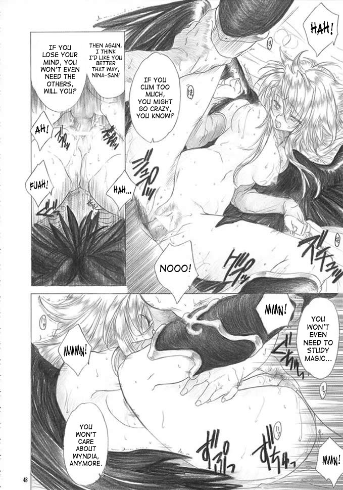 DoujinReader.com [SaHa] Gentle Song 47