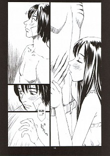 DoujinReader.com [SaHa] Kiss In The Moonli…