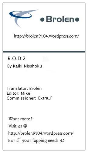 DoujinReader.com R.O.D 2_Credits