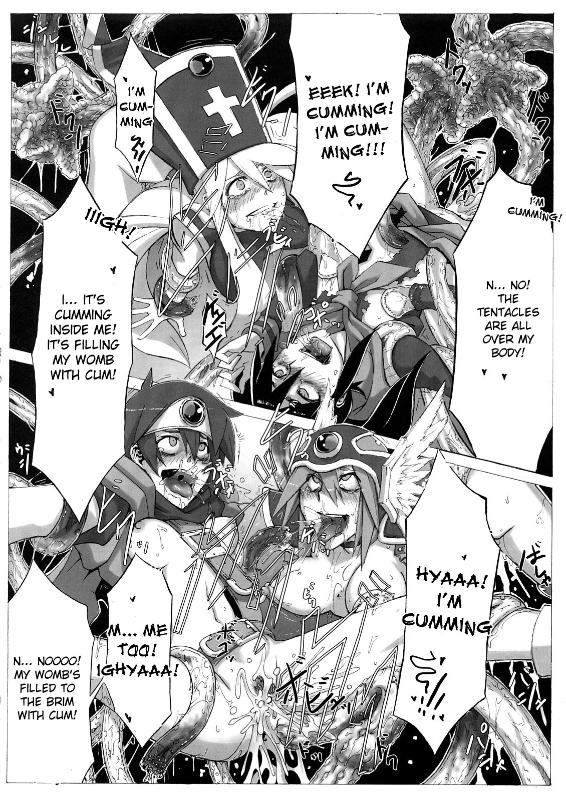 DoujinReader.com [desudesu] DA HOOTCH - Seidouyuusha (Dragon Quest 3) 18