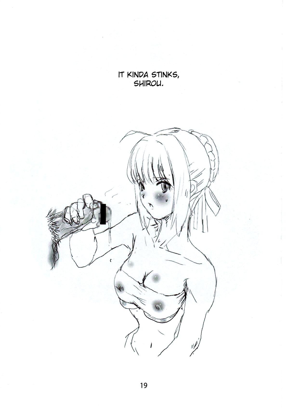 DoujinReader.com Shirou, Sonnani Kokoga Mitaino Desuka_18